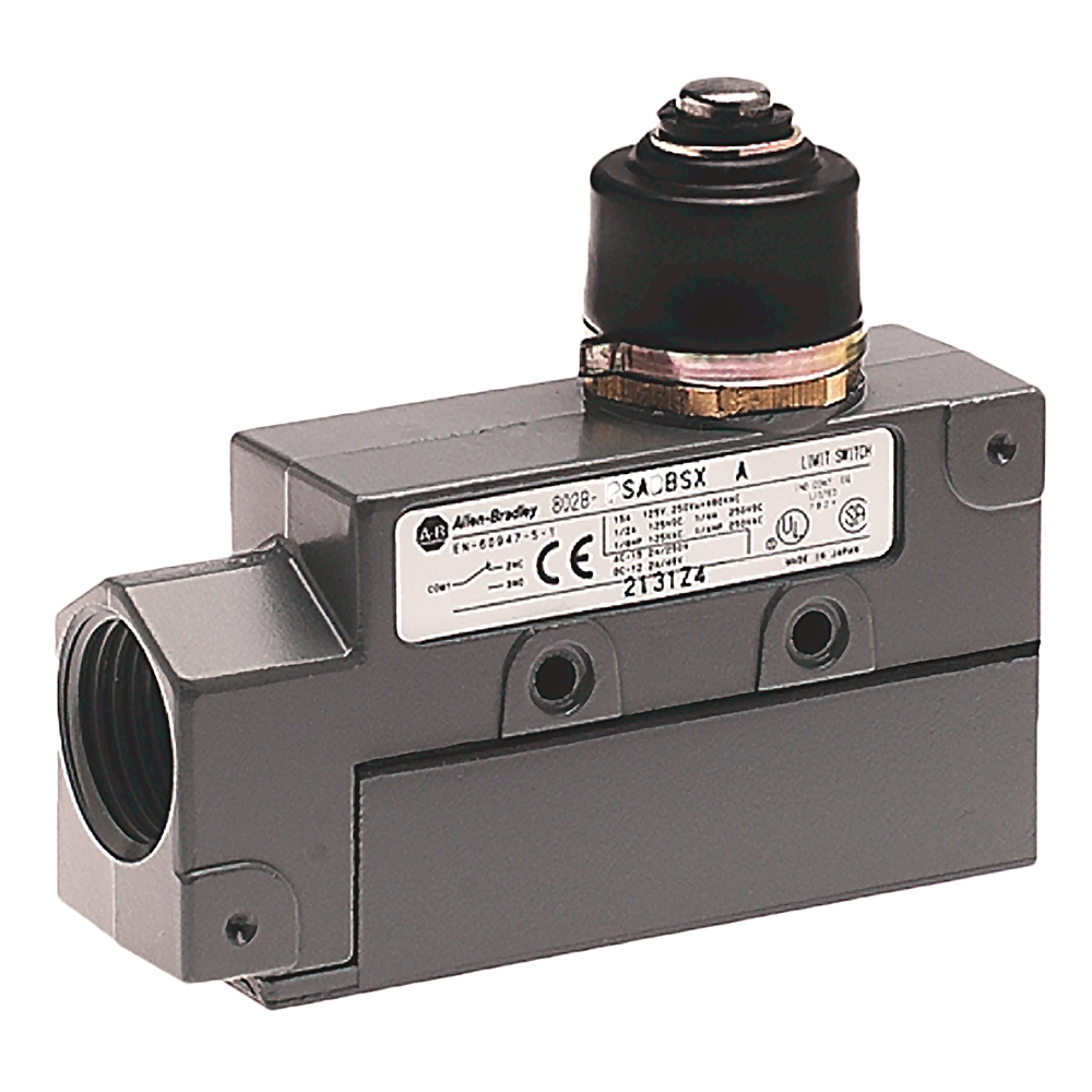 A-B 802B-PSABBSX 802B Precision Compact Limit Switch