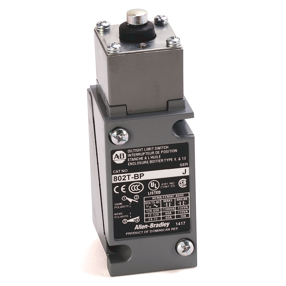 802T-BAP AB LIMIT SWITCH
