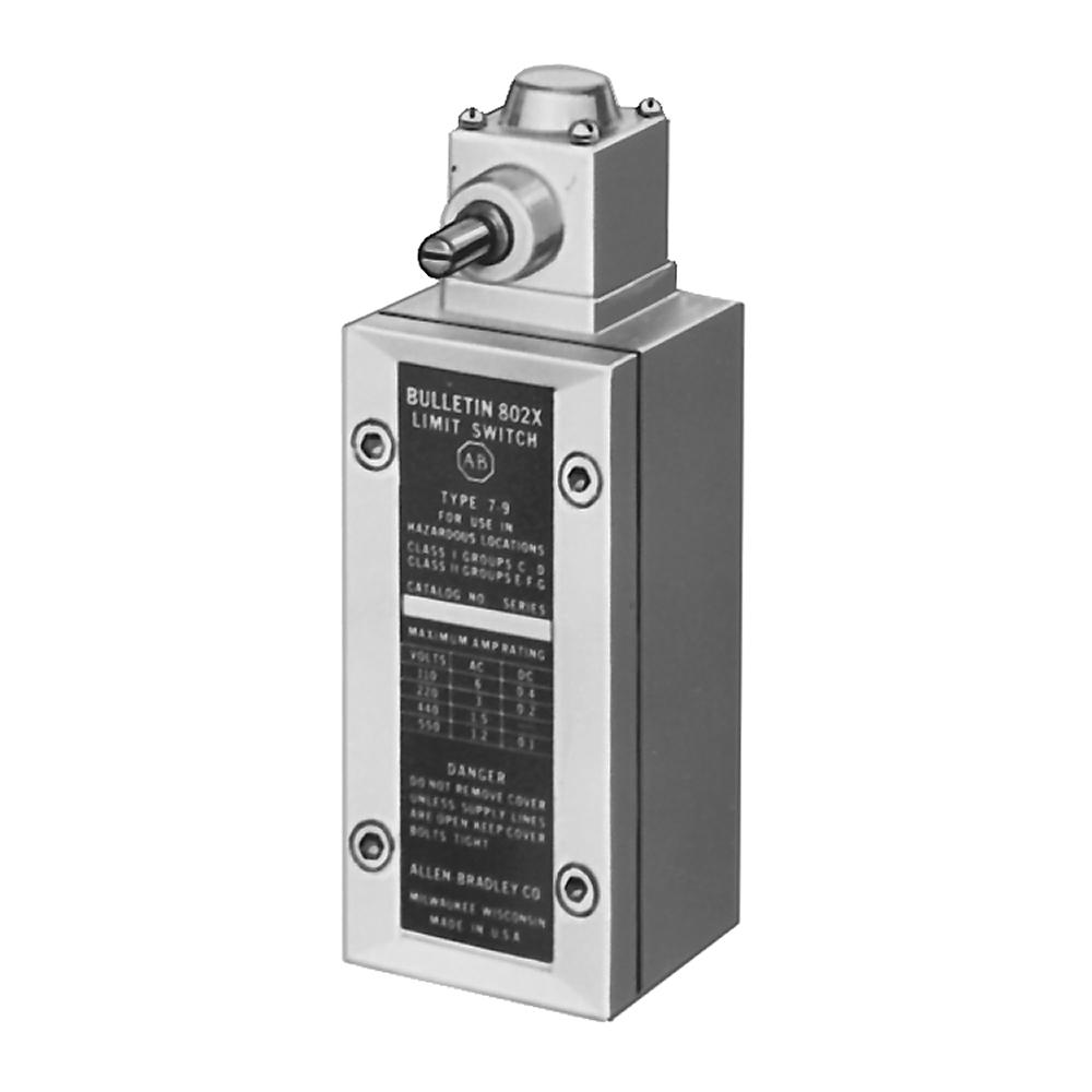 Allen-Bradley802XR-AC7
