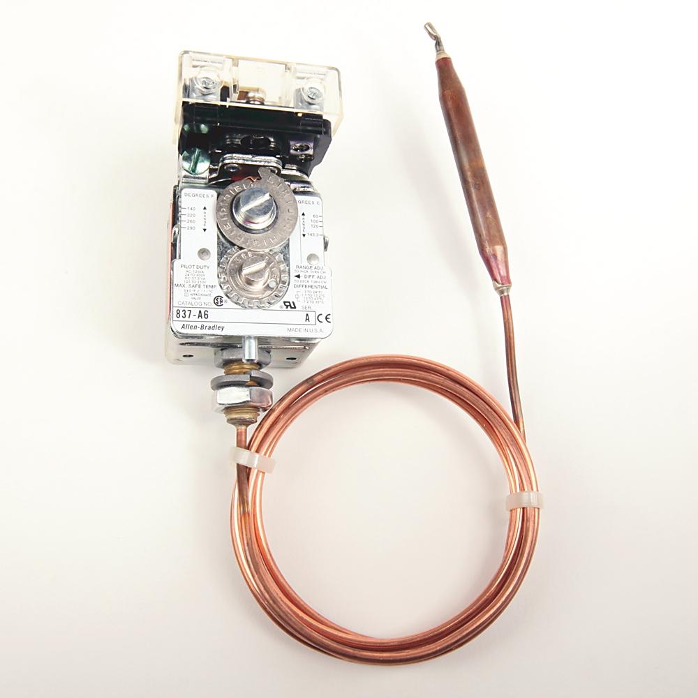 A-B 837-A60A Switch,TEMPERATURE 600V AC MAX 5 A MAX