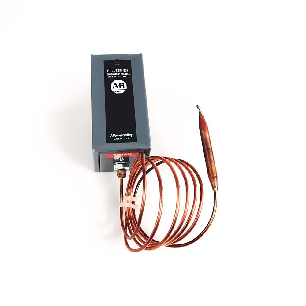 A-B 837-A7A Electro-Mech 837 Temp Control Switch
