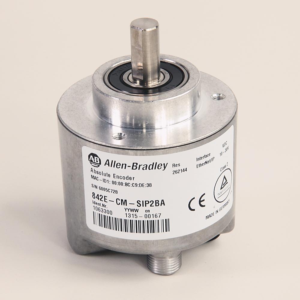 842E-CM-SIP2BA AB 842E ETHERNET/IP ENCODER 88563056690