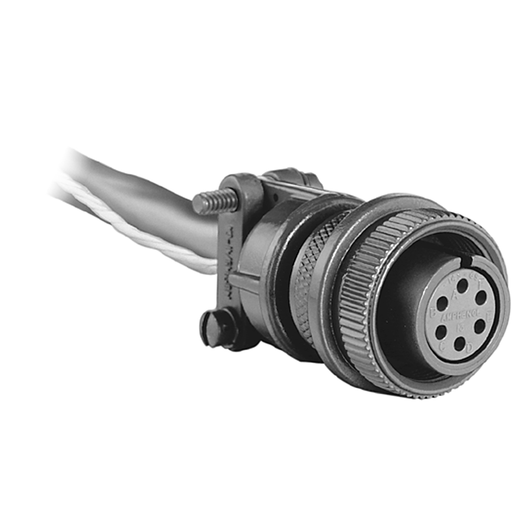 A-B 845-CA-C-25 Pre-Wired Cable Assembly, 10 Pin Connector, (845F, H, T), 25 Foot Cable