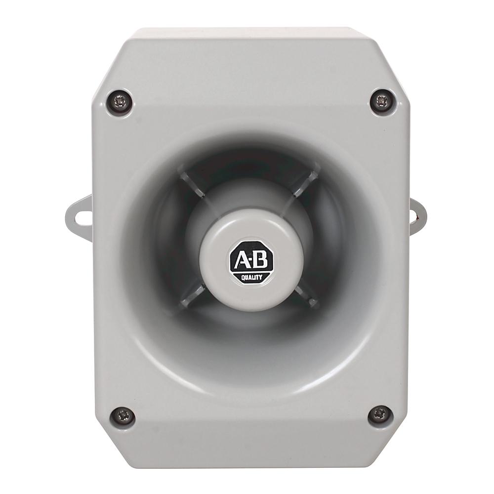 AB 855HM-GMA10D Industrial Horn120V AC Metal Horn