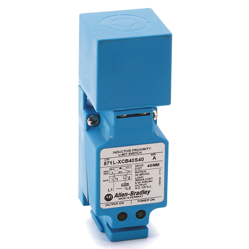Controls LIMIT SWITCHES, PROXIMITY SENSORS, LEVEL SWITCHES Proximity ...