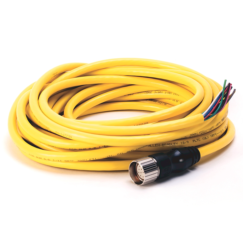 Allen-Bradley 889M-FX9AE-15 889 M23 Cable