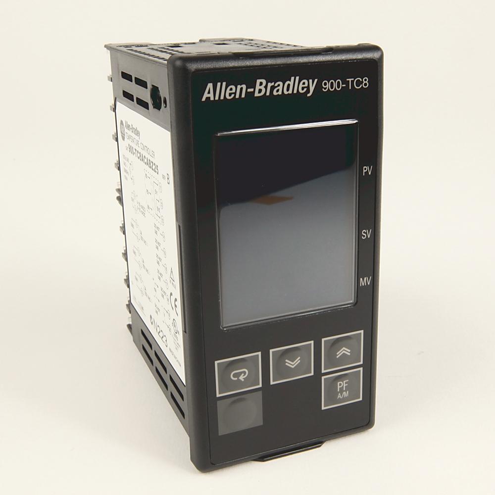 A-B 900-TC8ACABZ25 Digital Temperature Controller