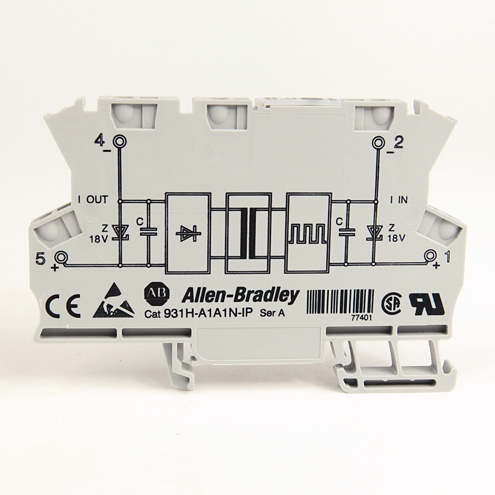 931H-A1A1N-IP AB PASSIVE ISOLATOR, 1 CHANNEL 61259875366