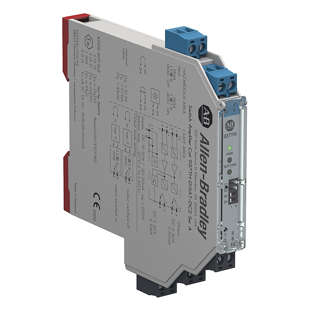 Rockwell Automation937TH-DISAT-DC2