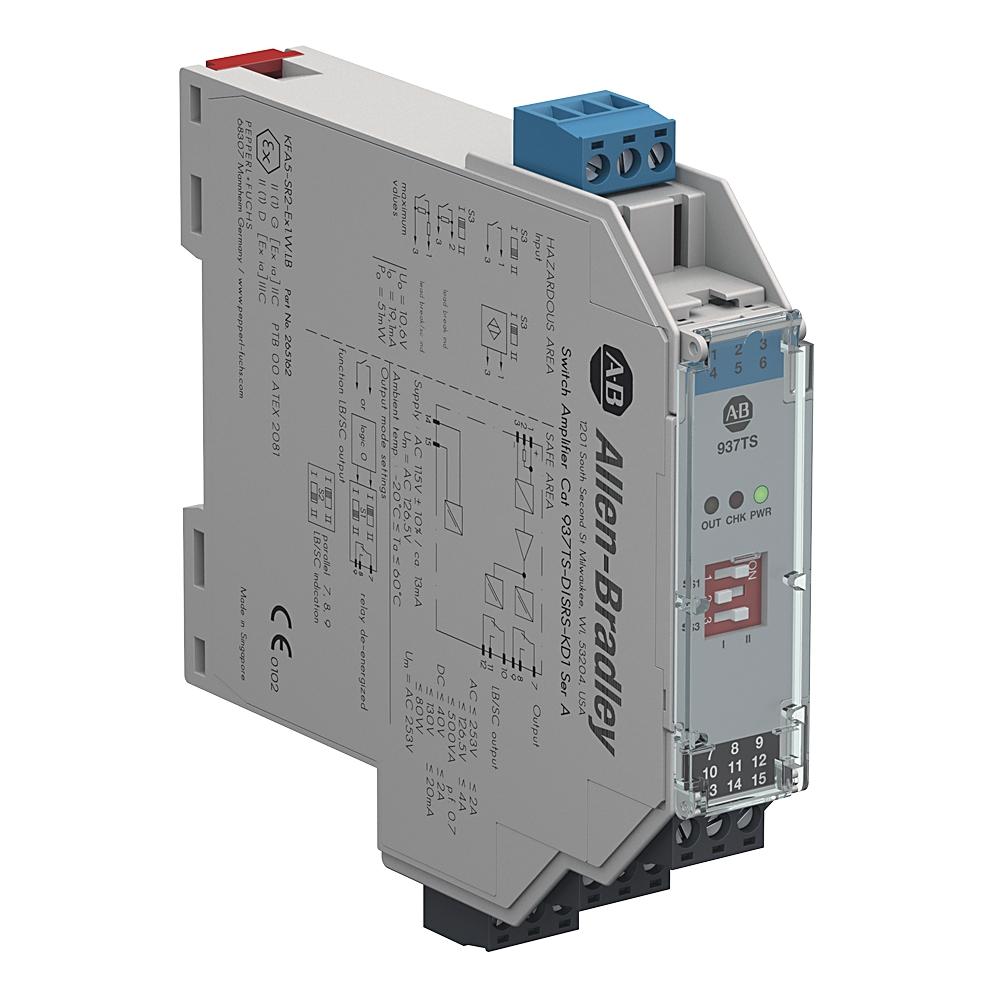 937TS-DISRS-KD1 AB ISOLATOR SWITCH AMPLIFIER DIGITAL INPUT 88717234528