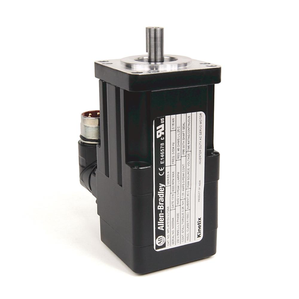 Kendall Electric Inc Mpl A1510v Vj72aa Ab Rotary Servo Motor