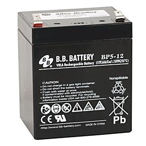 A-B 1609-SBAT Bul 1609 UPS Standard 12VDC Battery