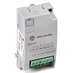 Allen-Bradley 2080-OV4