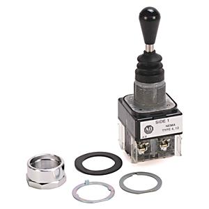 A-B 800T-T2H3EGXX 30mm Toggle Switch 800T PB